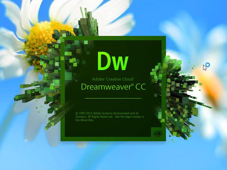 Dreamweaver CC Courses