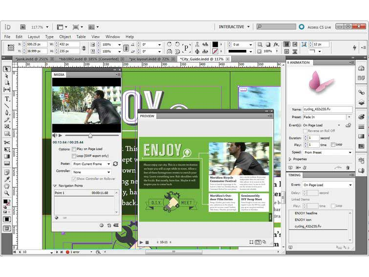 Indesign For Web
