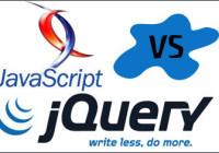 jquery-vs-javascript
