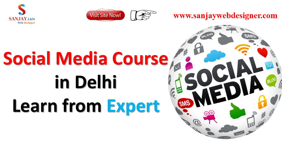 Social Media Course in Delhi