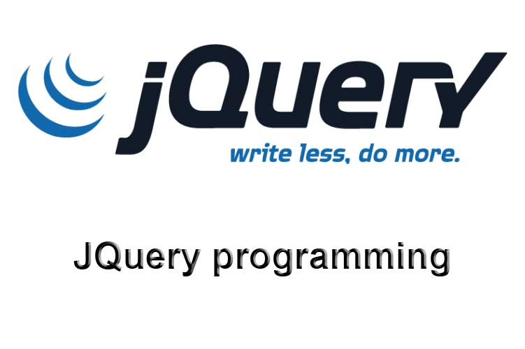 jQuery-programming