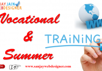 Best courses for Summer , Summer Training in Delhi