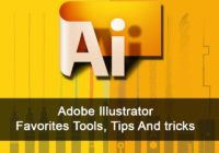 Adobe Illustrator Favorites Tools, Tips And tricks