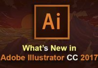 What's New on Adobe Illustrator CC 2017