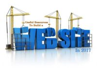 """Useful Resources to Build a Website in 2017 All set to ultimately tackle that website job you've been delaying? This is the year to get that website created as well as published! Whether it's a simple blog site or something more complex, all you need to get started are a few great devices. Right here, we have actually assembled a choice of new, innovative sources to help you get inspired, design and prototype, along with a few elements that will assist you far better work in WordPress-- one of the most prominent publishing system. Exactly what are you awaiting? This is the day you start constructing a website in 2017! Inspiration Every fantastic website begins with a great principle? What do you desire your design to appear like? It begins with finding simply the ideal bits of ideas to boost the innovative process. 1. Muzli Muzli is a self-named """"designer's secret resource"""" for daily motivation. Now that you understand the secret, you could surf all the great websites in the gallery. However this resource is more than simply a website to search for suggestions. Muzli is a Google Chrome browser extension that provides quick and easy access to every little thing that's brand-new, warm or simply incredible in design and web advancement. The tab expansion becomes your homepage to ensure that you are welcomed with design inspiration every time you open an internet browser. 2. Typewolf Typewolf is the best resources for all that's new, trending as well as interesting in the world of lettering. The blog-style layout provides for simple reading and showcases several of the best lettering examples you'll find. Below's the most effective part: This blog always clues you right into what fonts are utilized. Pair that with the font suggestions as well as lists as well as you truly can locate something to make use of for almost any design task. Make sure to take a look at the overviews as well as resources if you are new to typography for devices that will certainly assist you le"""