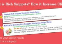 What is Rich Snippets? How it Increase Clicks?