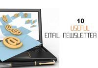 10 Useful and Free email newsletter tools