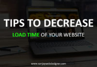 Decrease Load Time of Your Website