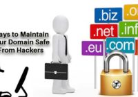 Ways to Maintain Your Domain Safe From Hackers