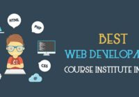 Best Web development Course institute Delhi