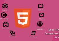 Best HTML5 Course Institute in Delhi