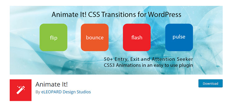 Best Free Plugins for Adding Animation Effects to WordPress