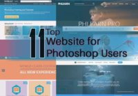 Top 11 Website for Photoshop Users