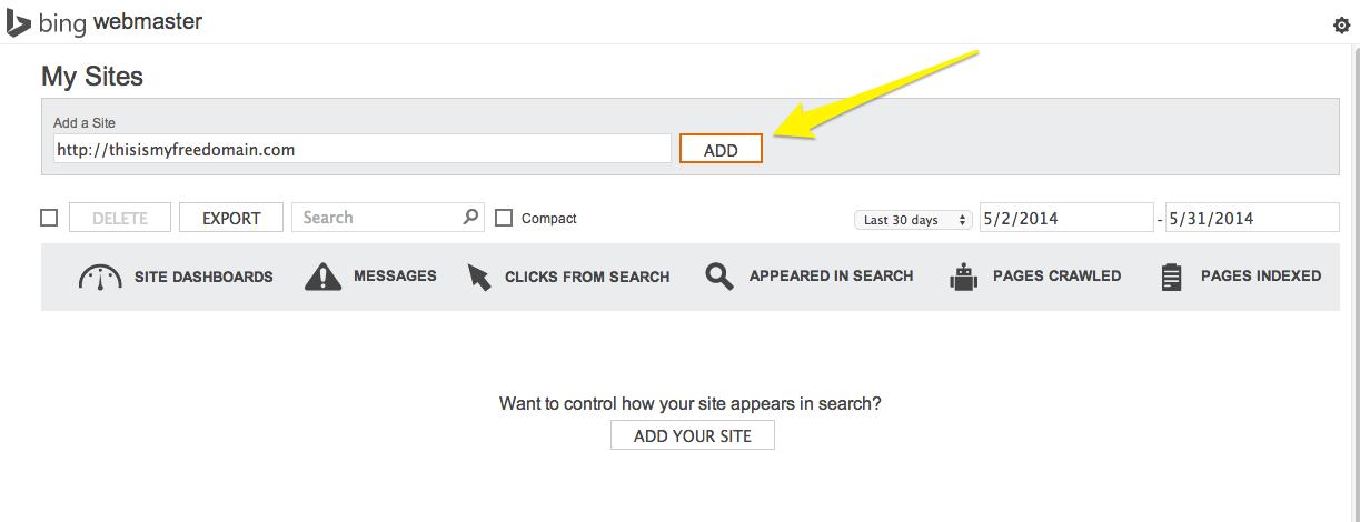 How to verify a website on bing webmaster - Sanjay Web ...