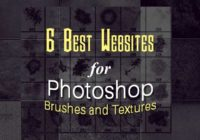 6 Best Websites for Photoshop Brushes and Textures