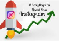 8 Easy Ways to Boost Your Instagram