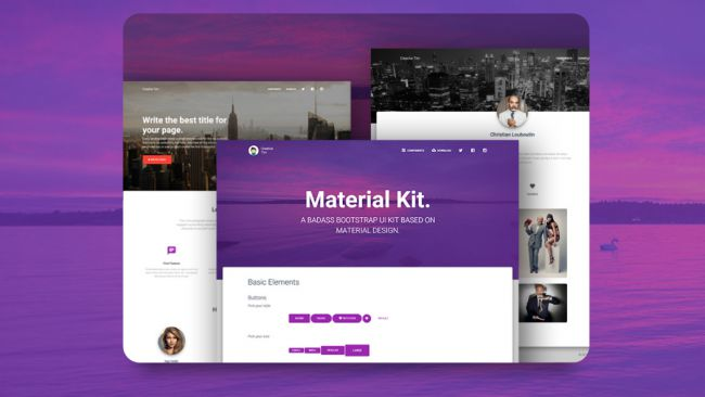10 Best Bootstrap Templates Free Download In 2018