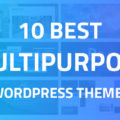 Best Multipurpose WordPress Themes For 2018