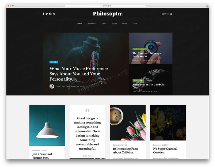 Best Bootstrap Templates Free