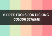 Free Online Tools For Picking a Colour Scheme