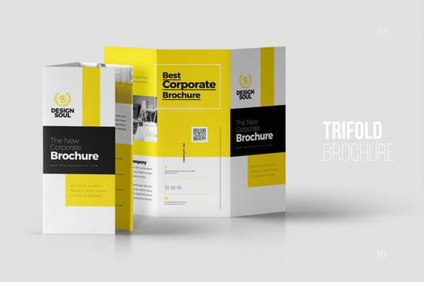 10 best tri fold brochure templates for indesign