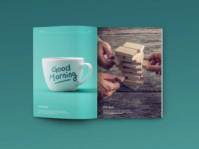 10 Free Magazine Mockup Templates Download 2018
