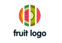 10 Creative Fruit Logo Design For Inspiration