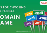 Tips For Choosing The Perfect Domain Name