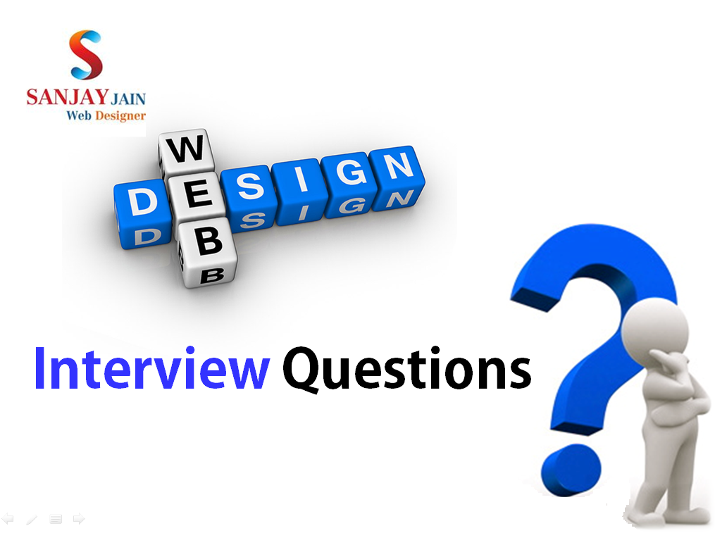 20 Web Design Interview Questions With Answers 2018