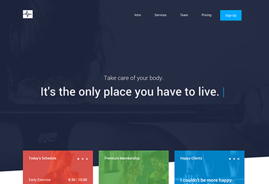15 Best Bootstrap Templates Free Download In 2018