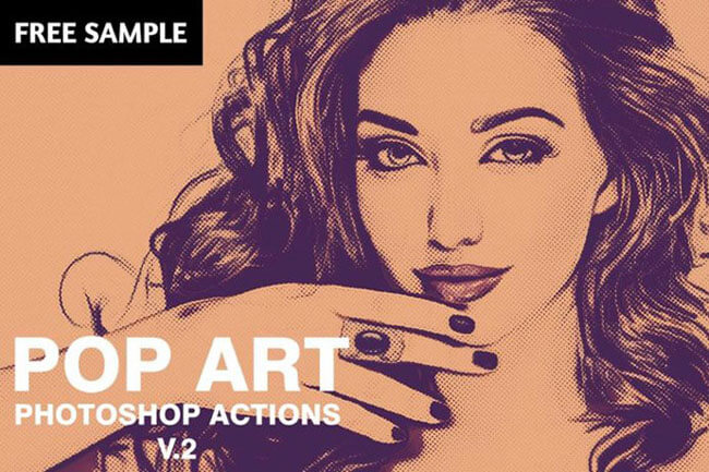 10 Cool Photoshop Actions Free Download 2018 - Sanjay Web