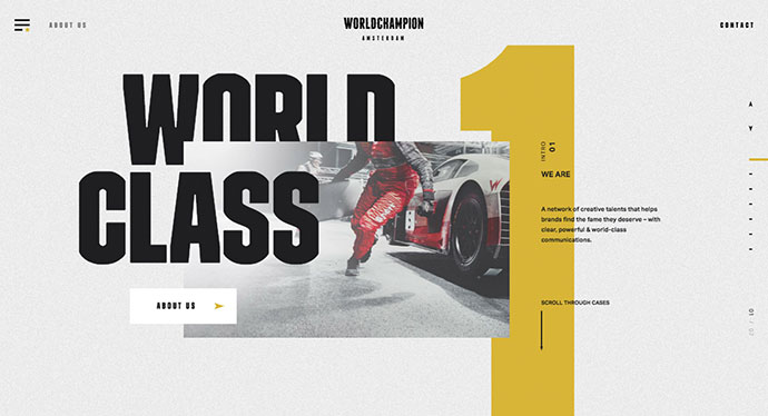 10 Websites With Amazing Scrolling Transition