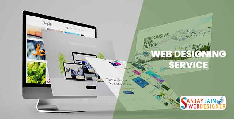 Web Designing Services in Delhi